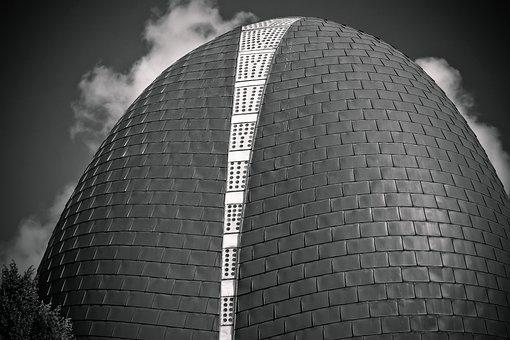 Modern, Architecture, Building, Futuristic, Facade