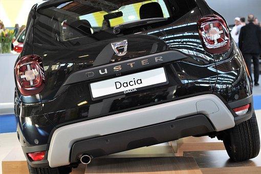 Car, Dacia Duster, Auto Show Zagreb 2018, Modern