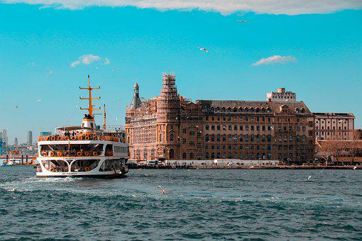 Travel, Water, Sea, Architecture, City, Sky, Tourism