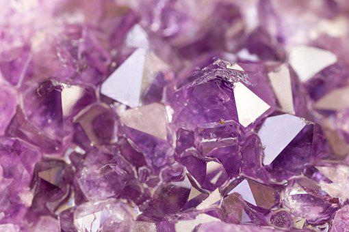 Gem, Crystal, Amethyst, Stone, Quartz, Nature, Violet