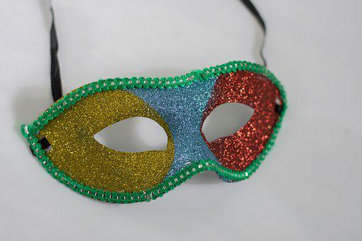 Fashion, Mask, Dramaturgy, Celebration, Vivid, Party
