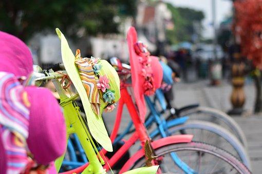 Flower, Celebration, Street, People