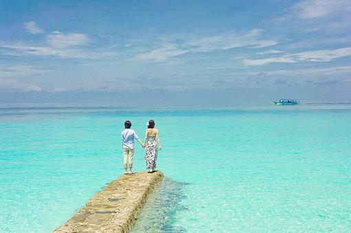 Water, Summer, Relaxation, Sand, Travel, Beach, Girl
