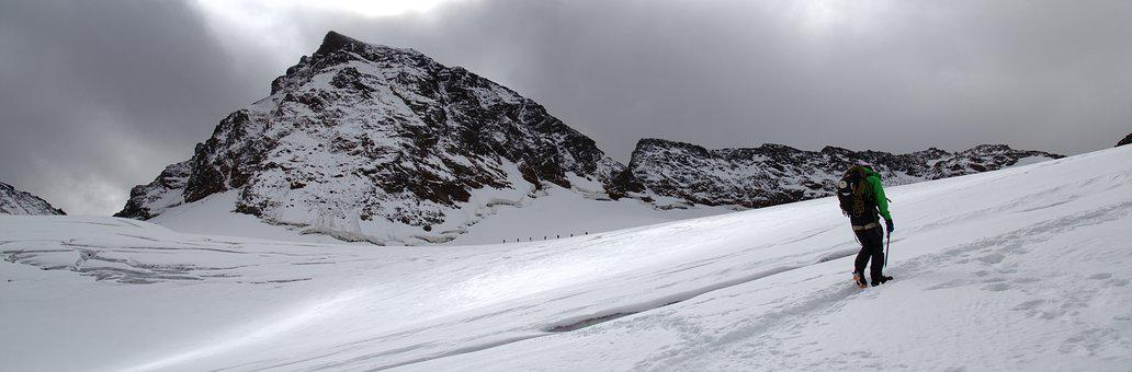 Snow, Winter, Panorama, Nature, Cold, Glacier