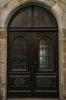 Old Door, Architecture, The Door, Old, Facade, House