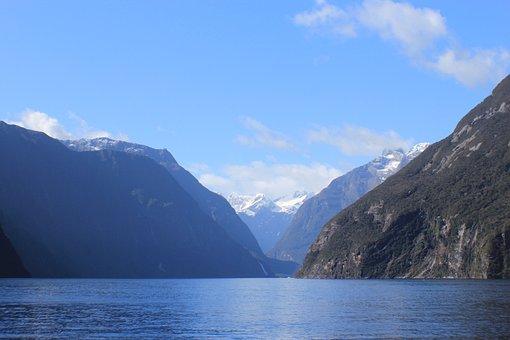 Water, Mountain, Nature, Landscape, Snow, Kiaoratour