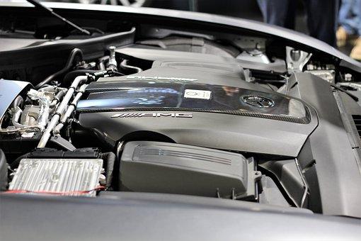 Car, Mercedes Benz Amg Gt S V8, Zagreb Auto Show 2018