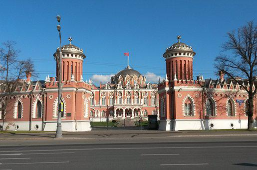 Moscow, Architecture, Building, Megalopolis, Travel