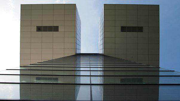 Architecture, Glass, Modern, Office, Window, Building