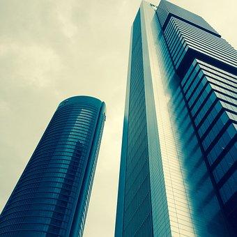 Architecture, Skyscraper, Financial District, Office