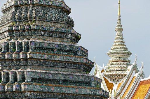 Buddha, Temple, Wat, Pagoda, Religion, Stupa, Buddhism