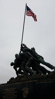 Courage, Flag, Freedom, Patriotism