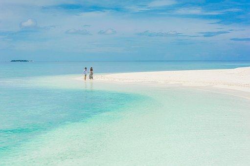 Water, Sea, Beach, Sand, Travel, Romance, Romantic