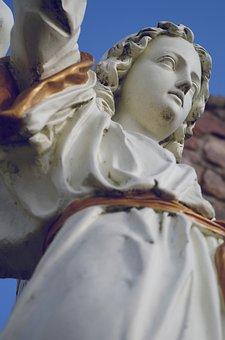 Sculpture, The Statue, Religion, Woman