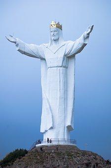 Sky, Religion, The Statue, Spirituality, Travel, Holy