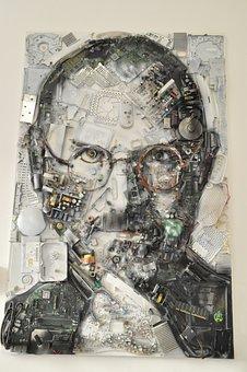 Steve Jobs, Mac, Computer, Apple, Steve, Smartphone