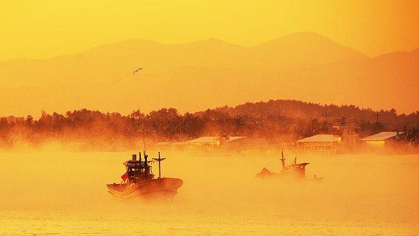 Sunrise, Dawn, Sun Mu, Gangneung