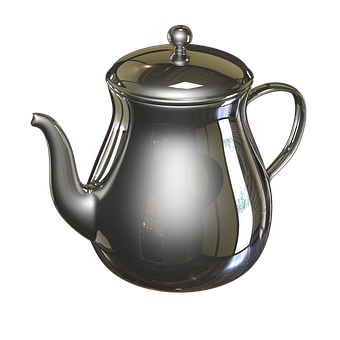 The Brew Kettle, Transparent Background, Tea