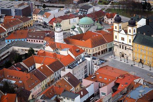 Slovakia, Castle, Country, Trenčín, History