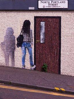 Street, Street Art, Tag, Urban, Wall
