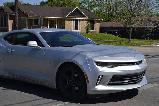 Chevy, Camaro, Sports Car, Car, Vehicle