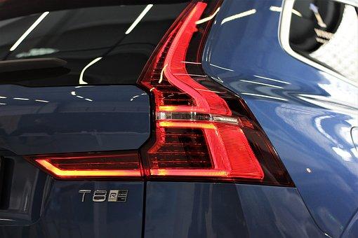 Car, Volvo Xc 60, Auto Show Zagreb 2018