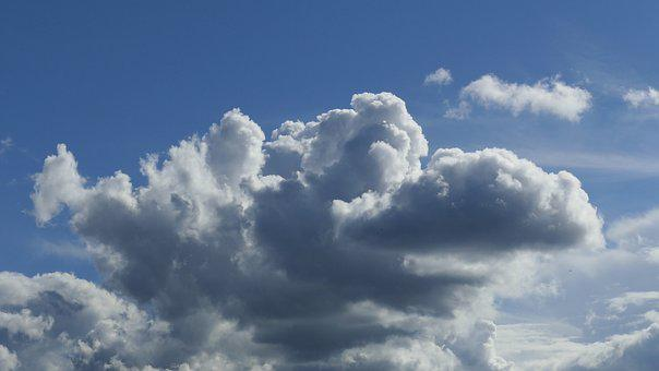 Nature, Fluffy, Weather, Summer, Schönwetter, Sky