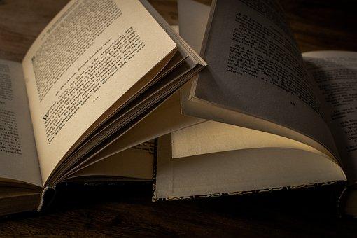 Literature, Book, Library, Wisdom, Seal, Education