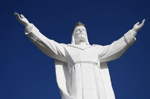 Religion, The Statue, Sculpture, świebodzin