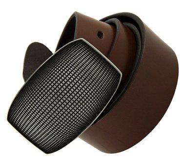 Waist Belt For Women, Leather Strap, Buckle, Clip