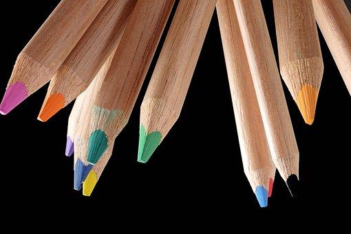 Wood, Pencil, Education, Woods, Cross, Creativity