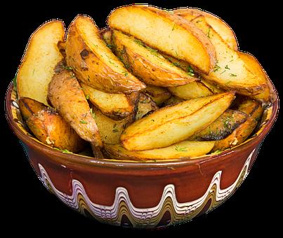 Fried Food, Potatoes, Vegetables, Food, Restaurant