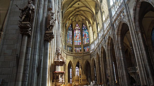 The Cathedral, Gothic Language, Architecture, Religion