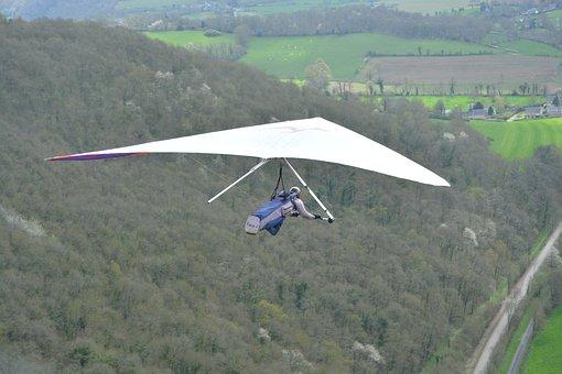 Hang Gliding, Vélideltiste, Free Flight