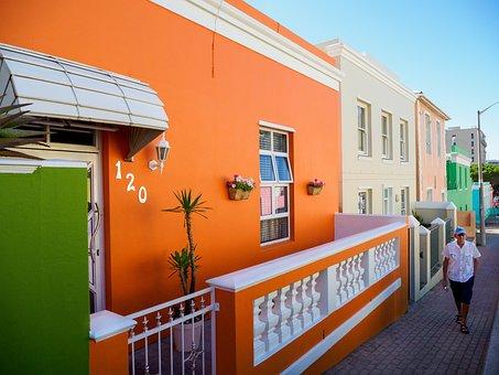 Bo-kaap Homes, Cape Town, Wale Street, House