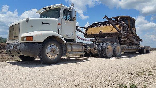International, Towhead, Truck, Transportation System