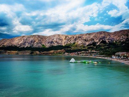 Waters, Travel, Coast, Sea, Beach, Island, Booked