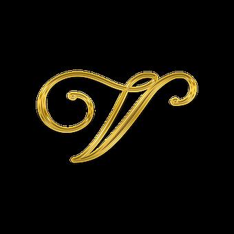 Letter, Litera, Ornament, Letters, Capital Letter, Font