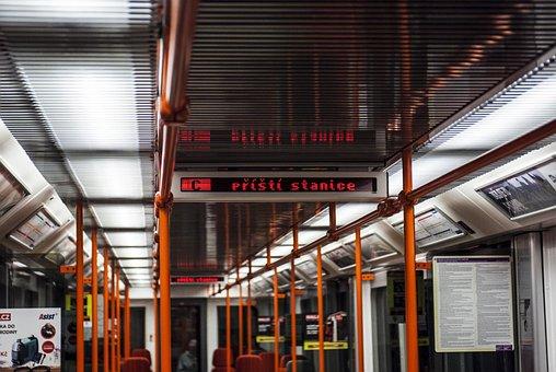 The Next Station, Metro Letňany, The Prague Metro