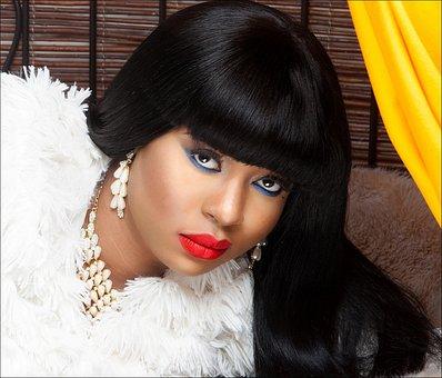 Fashion, Portrait, Woman, Glamour, Luxury, Model