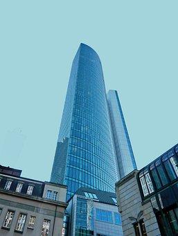Architecture, Office, Skyscraper, City, Modern