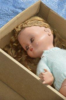 Child, Person, Baby, Small, Flea Market, Vide-grenier