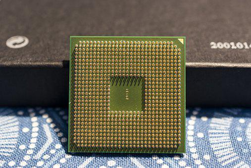Amd Sempron 2500, Processor, Microchip, Amd, Computer