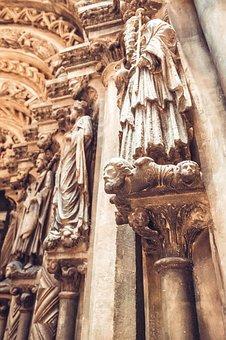 Sculpture, Travel, Religion, Statue, Monument