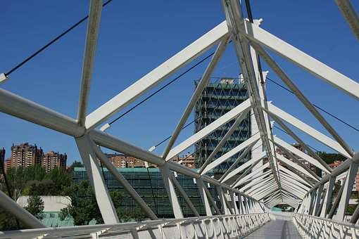 Museum, Science, Valladolid, Architecture, Steel