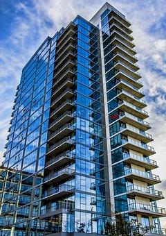 Architecture, Skyscraper, Office, City, Building