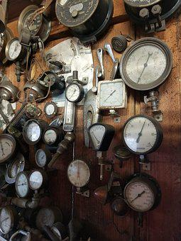 Old, Time, Clock, Antique, Vintage, Retro, Obsolete