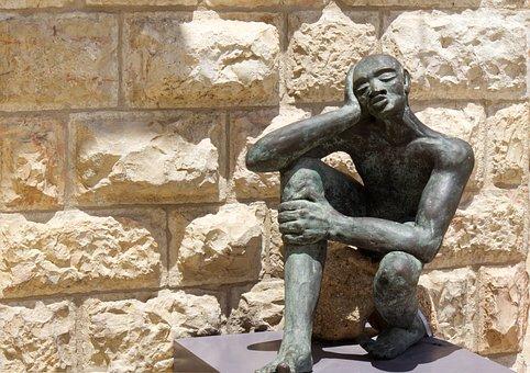 Sculpture, Statue, Art, Architecture, Stone