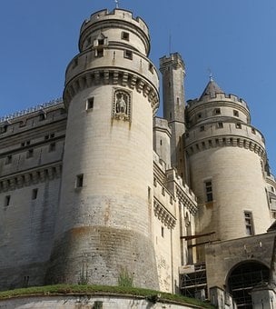 Architecture, Palace, Tower, Travel