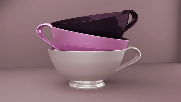 Pot, Kitchen Utensil, Background, Tableware, Empty, Cup